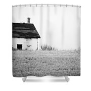 Old Way Shower Curtain