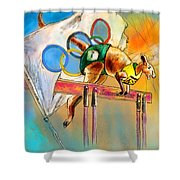 Olyver Shower Curtain