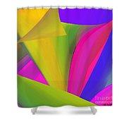 Omnifarious Shower Curtain