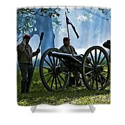 On Command Shower Curtain