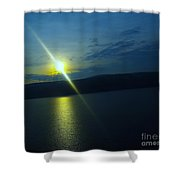 On The River Of Dreams  Shower Curtain