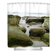 Ona Beach Shower Curtain
