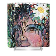 Once Upon A Time Woman Shower Curtain