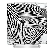 One 15 Shower Curtain