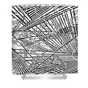 One 16 Shower Curtain