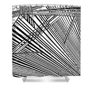 One 35 Shower Curtain