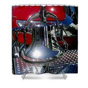 One Bell Shower Curtain