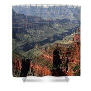 One River's Power Shower Curtain