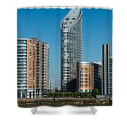 Ontario Tower Shower Curtain