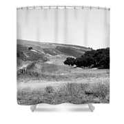 Open Country Shower Curtain
