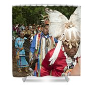 Opening Procession Shower Curtain