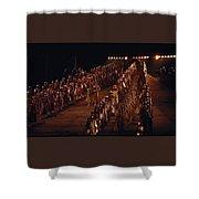 Opera Aida Shower Curtain