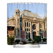 Orient Express Station In Istanbul Shower Curtain
