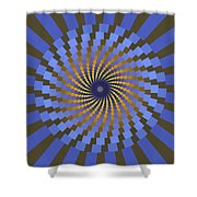 Ornament 2 Shower Curtain