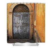 Orvieto Doorway Shower Curtain