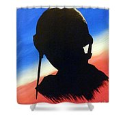 The Marine Shower Curtain