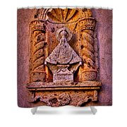 Our Lady Of Good Success At The Chapel In Tlaquepaque Shower Curtain