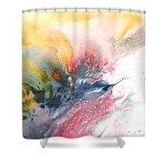Out Of The Nest Shower Curtain