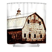 Out West Shower Curtain