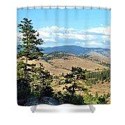 Vista 14 Shower Curtain