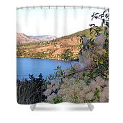 Vista 16 Shower Curtain