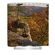 Overlook At Cecil Hollow Shower Curtain