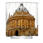 Oxford University Shower Curtain