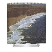 Pacific Coast Shower Curtain