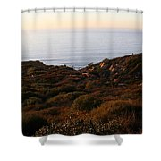Pacific Vista Shower Curtain