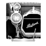Packard Shower Curtain