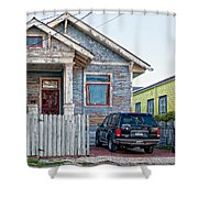Paint Matters Shower Curtain