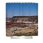 Painted Desert 1 Shower Curtain
