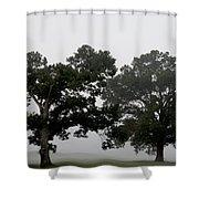 Pair Shower Curtain