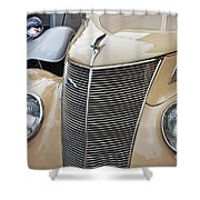 Pair Of Fords Shower Curtain