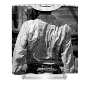 Paisley Shirt Shower Curtain