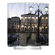 Palace. Venice Shower Curtain