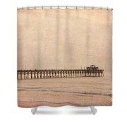 Pale Dawn Shower Curtain