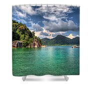 Pangkor Laut Shower Curtain
