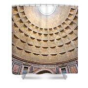 Pantheon  Shower Curtain