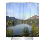 Pap Of Glencoe Shower Curtain