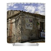 Paradise For Sale Shower Curtain
