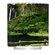 Paradise II Shower Curtain