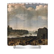 Paris, C1646 Shower Curtain