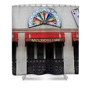 Paris Casino Shower Curtain
