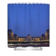 Paris, France, Europe Shower Curtain