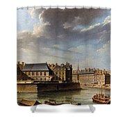 Paris: Ile Saint-louis Shower Curtain