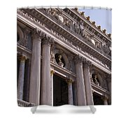 Paris Opera House IIi   Exterior Shower Curtain