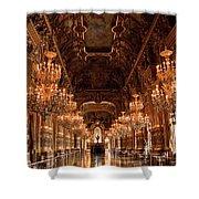 Paris Opera House Vi Shower Curtain