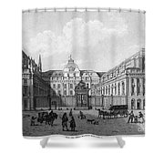 Paris: Palais De Justice Shower Curtain