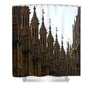 Parliament's Spires Shower Curtain